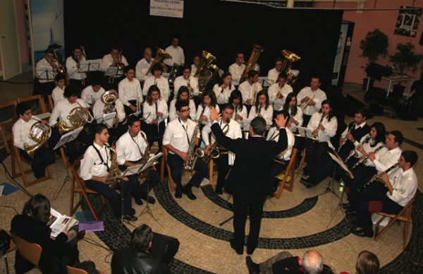 Concerto da Orquestra Ligeira da Banda Musical