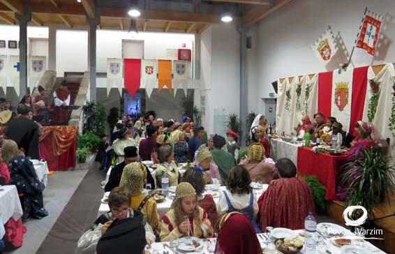 Jantar temático – Comer e conviver no tempo de D. Manuel