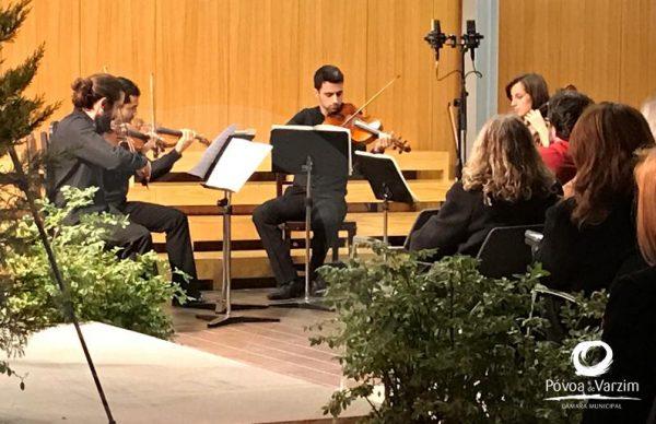 Concertos Quarteto Verazin e Coral Ensaio