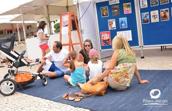 Animação infantil - Sessão de leitura, seguida de oficina