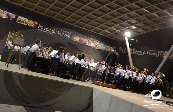 Concerto da Banda Musical da Póvoa de Varzim