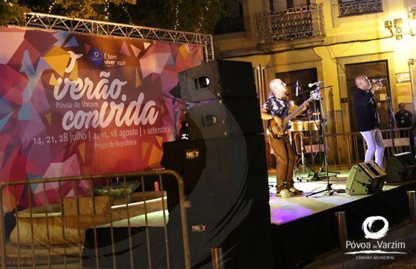 Concerto de Los Cubanitos - 14 julho 2017