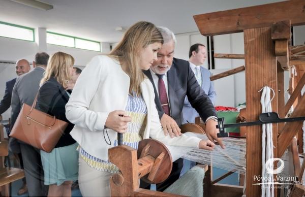 """Secretária de Estado visita MAPADI: """"viva o amor!"""""""