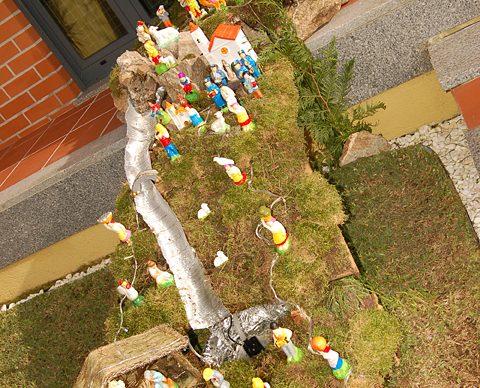 Presépio do Sr. Diogo Neves, Aver-o-Mar