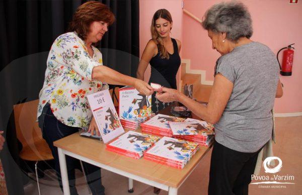 """Evocar Luísa Dacosta e apresentação do livro """" O Ratinho Poeta"""""""