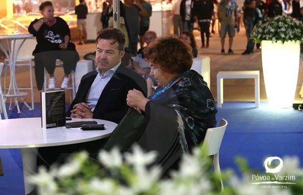 Sessão de Autógrafos com Alberto S. Santos
