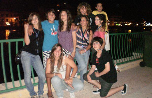 Enc. Int. Jovens_Malta 2009
