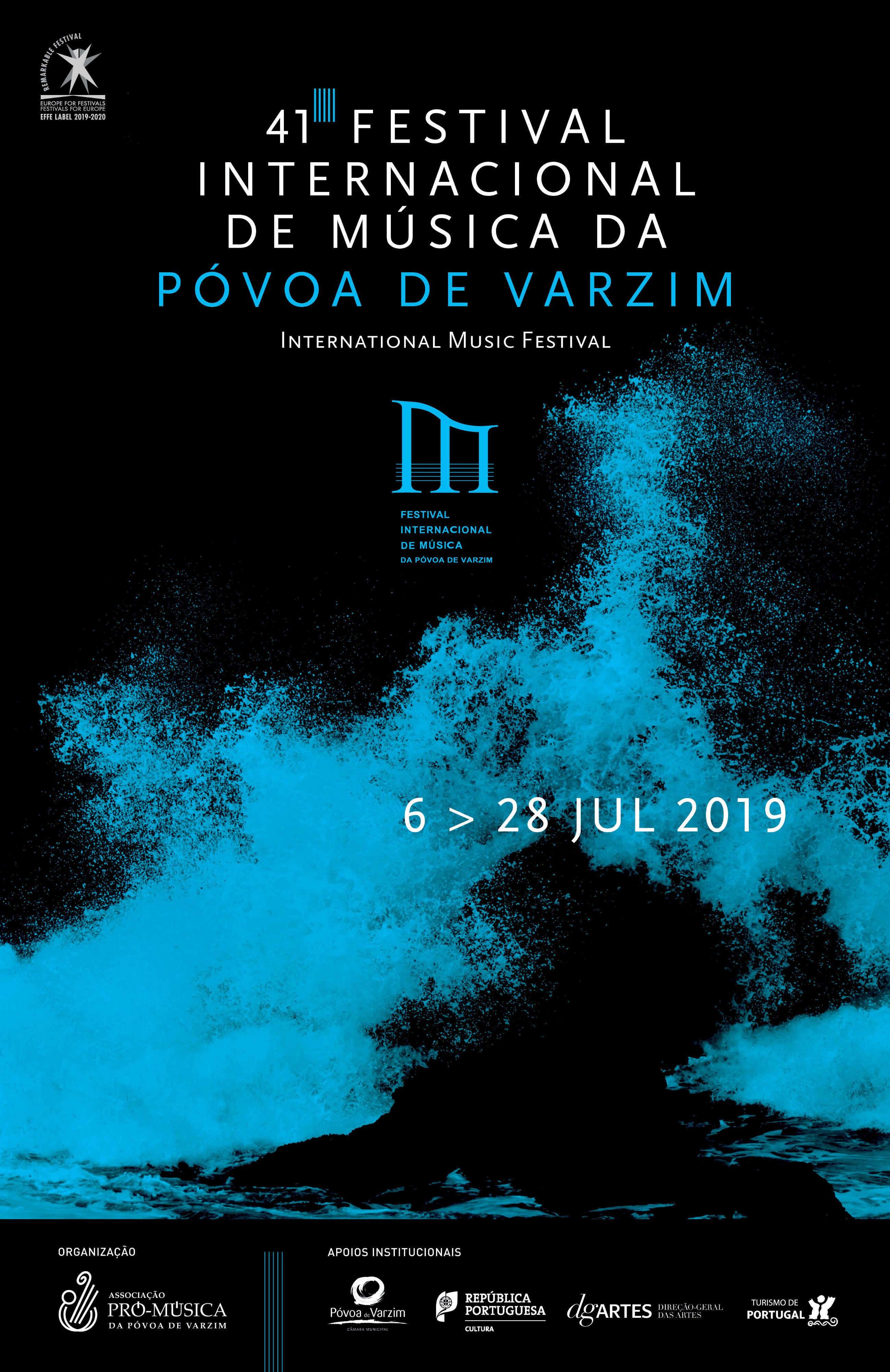 41º Festival Internacional de Música da Póvoa de Varzim: Conferência com Rui Vieira Nery