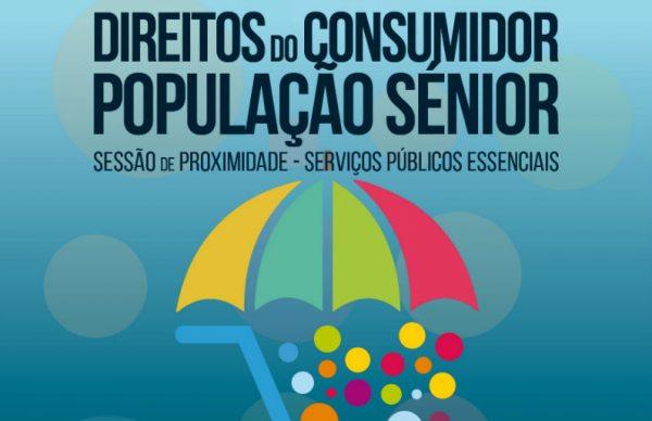 """Sessão de proximidade """"Direitos do consumidor"""""""