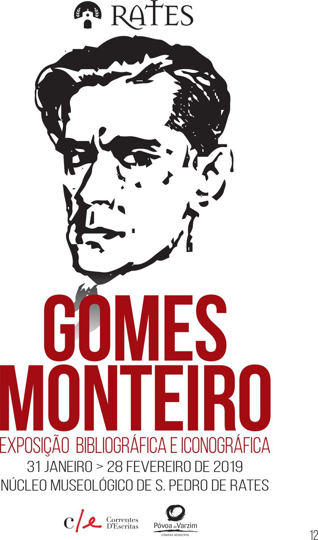 Exposição bibliográfica e iconográfica Gomes Monteiro