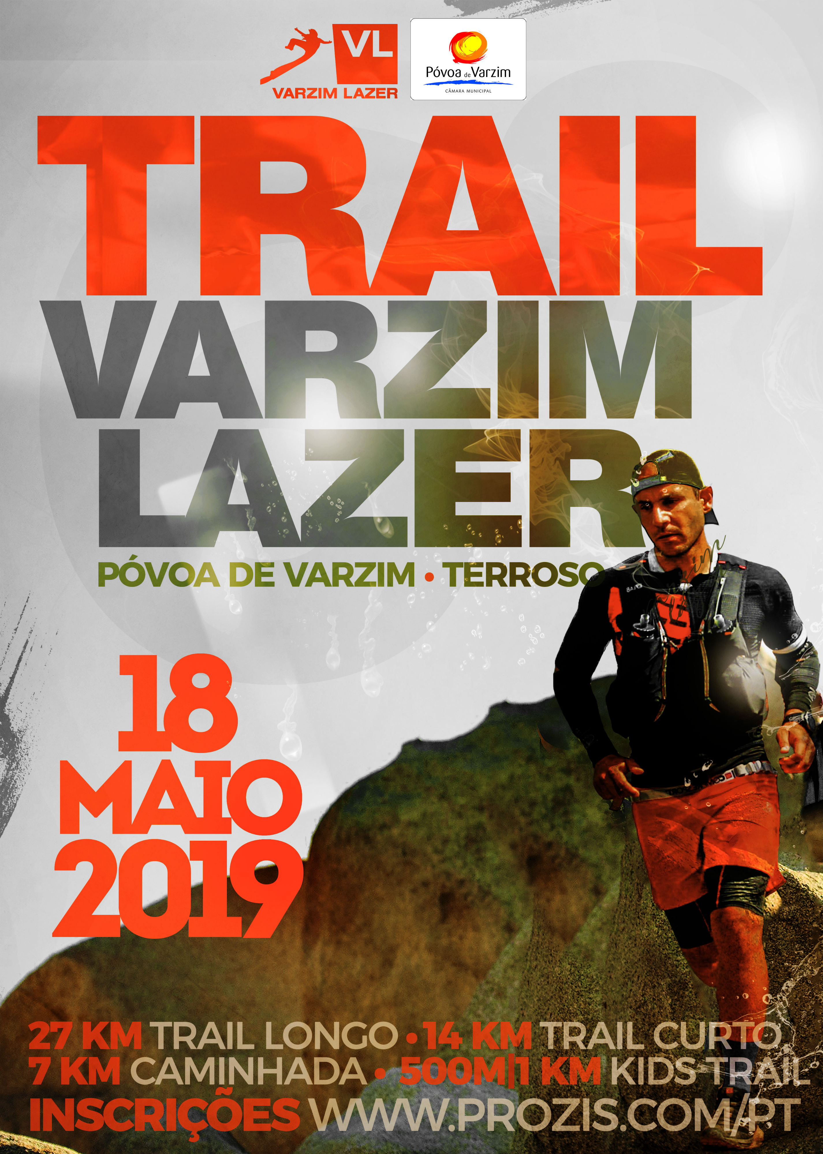 6ª Edição Trail Varzim Lazer: Inscrições