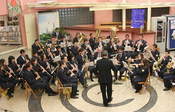 Concerto de Natal pela Orquestra Ligeira da Banda Musical da Póvoa de Varzim