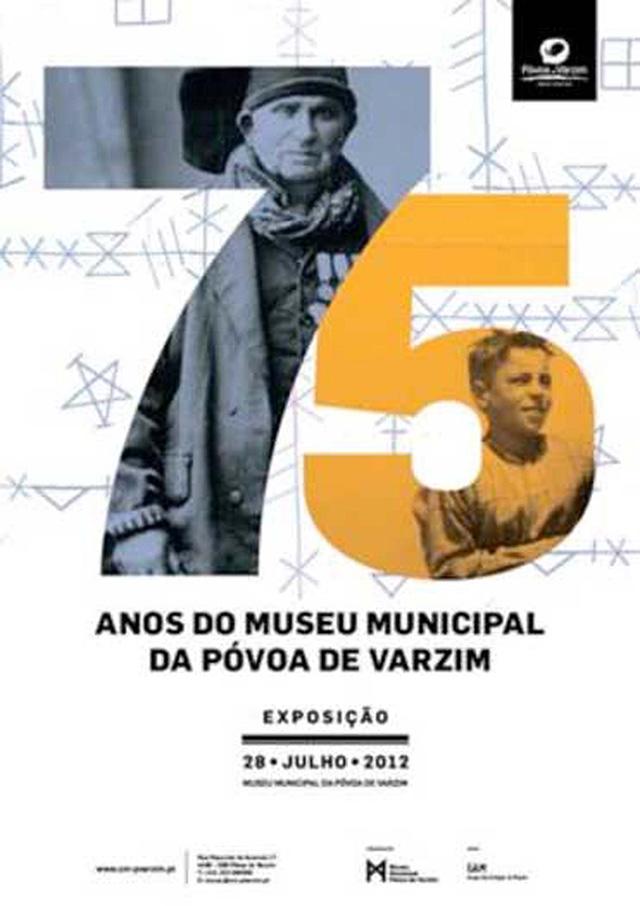 exposição 75 anos museu