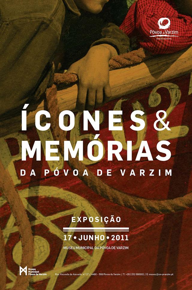 exposição icones e memórias