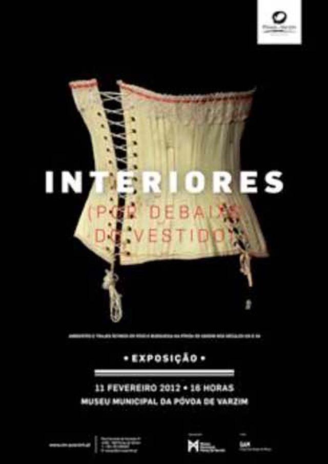 exposição interiores_cartaz