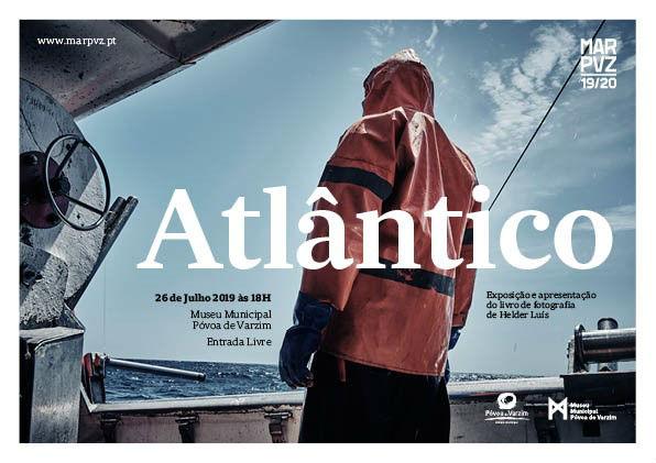 """Exposição de fotografia """"Atlântico"""""""