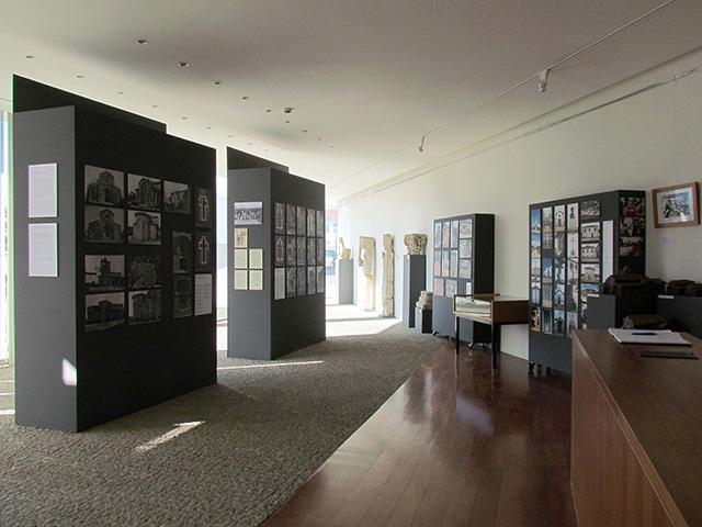 sala exposições