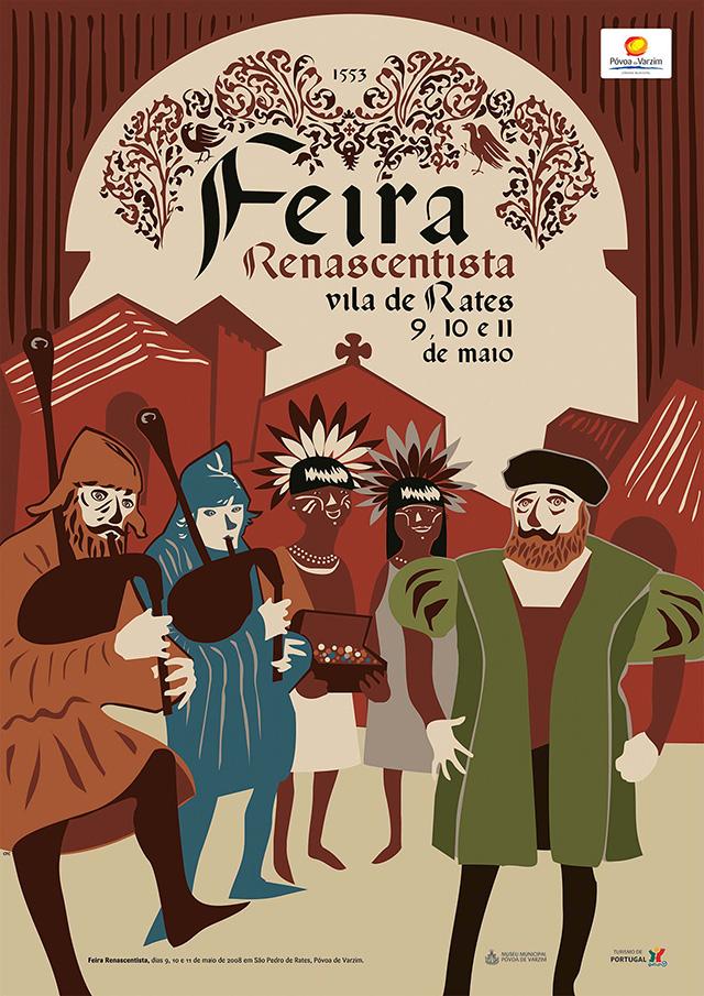 Feira Renascentista_cartaz