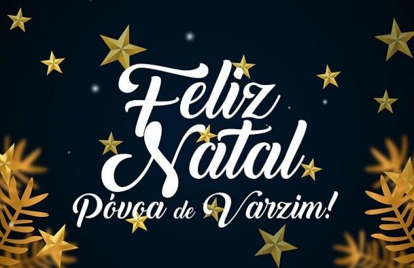 Feliz Natal Póvoa de Varzim 2017