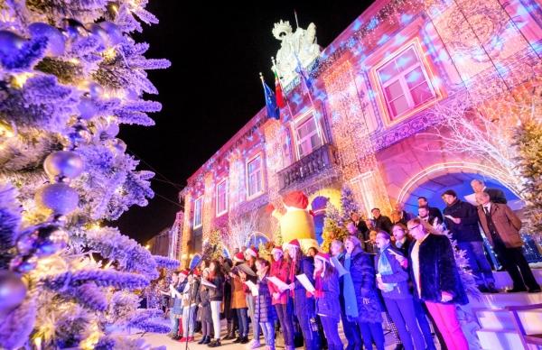 Feliz Natal Póvoa de Varzim
