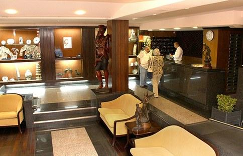 HOTEL LUSO BRASILEIRO**