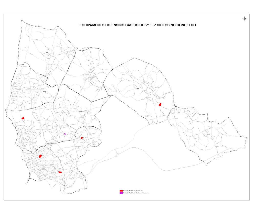 Mapa de equipamento EB23