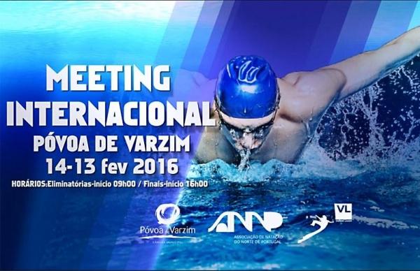 Meeting de Natação 2016