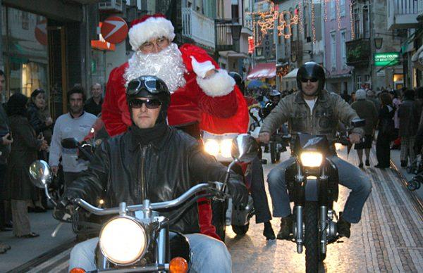 Chegada do Pai Natal à Póvoa de Varzim