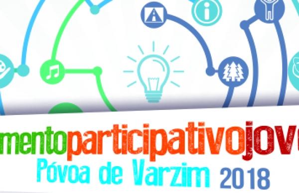 OPJ – Orçamento Participativo Jovem 2018