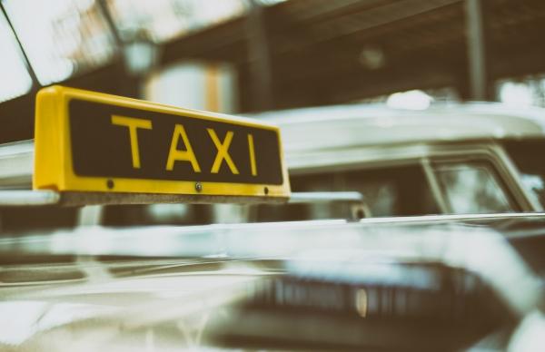 Praça de táxis
