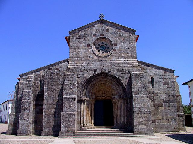 igreja romanica rates