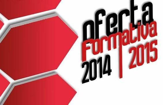 Revista Oferta Formativa 2014/2015