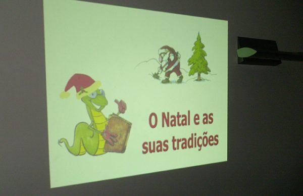 Tradições Natalícias - Sessões pedagógicas no Arquivo Municipal