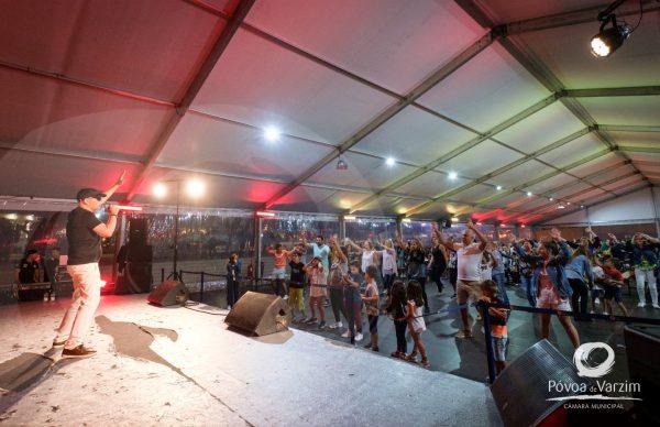 Arraial Popular promoveu nova enchente no Póvoa ao Ar Livre