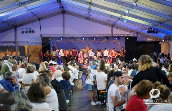 Póvoa ao Ar Livre saboreou 14ª Festa da Sardinha