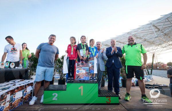 Sunset Mile marcou o 7º aniversário do Atlético da Póvoa