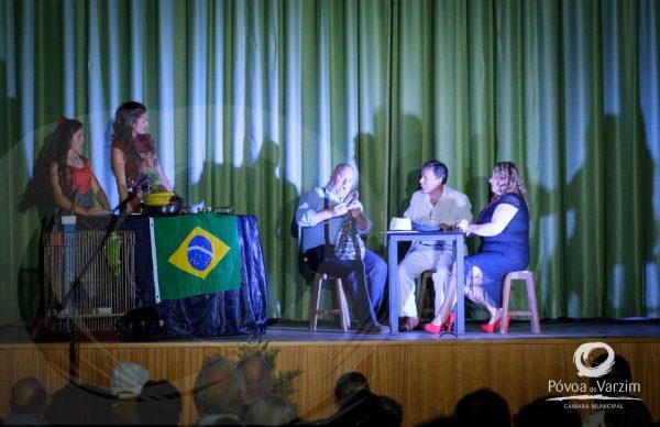 Emigração deu mote a Fim de Semana Cultural do GCR Aguçadourense