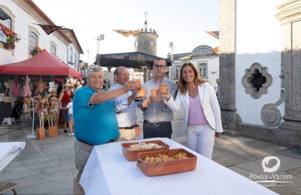 A Vila de S. Pedro de Rates esteve em festa