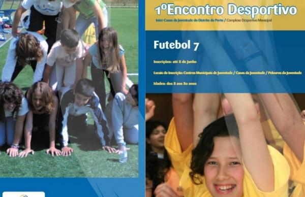 Encontro Desportivo Inter-Casas Juventude - Distrito Porto
