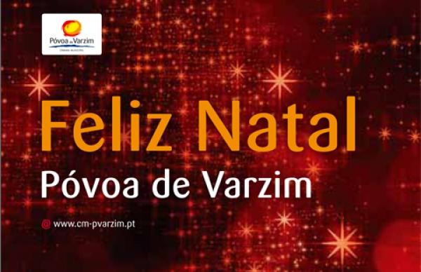 Feliz Natal Póvoa de Varzim 2010