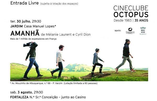 Ciclo de cinema ambiental na Póvoa de Varzim