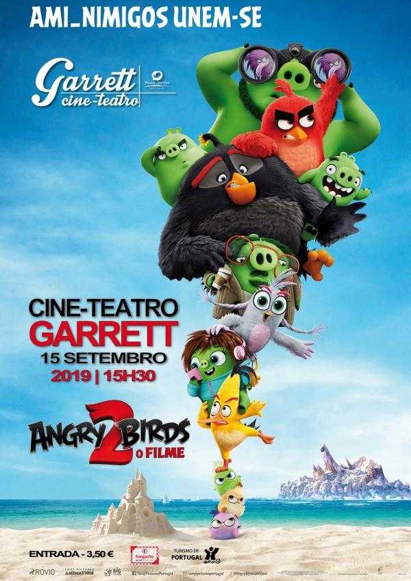 """Filme """"Angry Birds 2"""""""