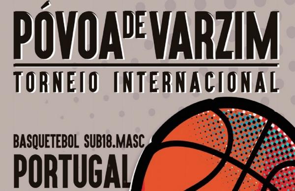 Pavilhão Municipal recebe Torneio Internacional de basquetebol
