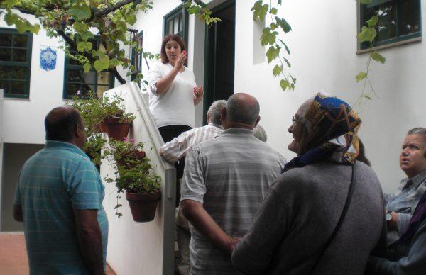 Centros Ocupacionais visitam Alexandrina de Balasar