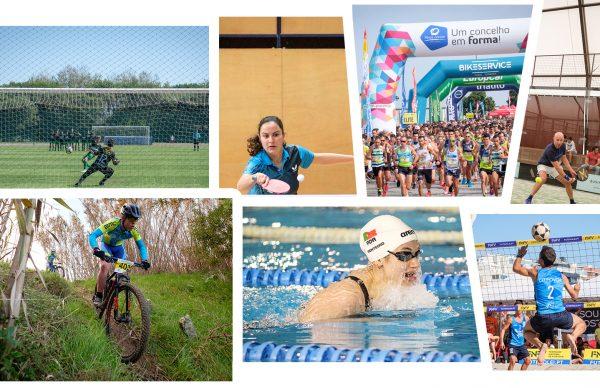 Desporto na Póvoa: recordes pessoais e medalhas para os clubes poveiros