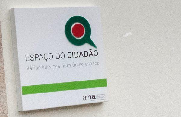 Renovação do Cartão de Cidadão nos Espaços Cidadão (EC)