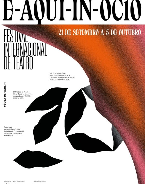 """Festival Internacional de Teatro """"É-Aqui-in-Ócio"""""""