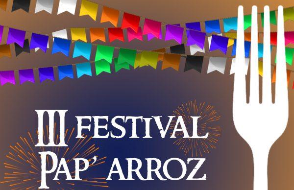 III Festival Pap'Arroz já este fim de semana