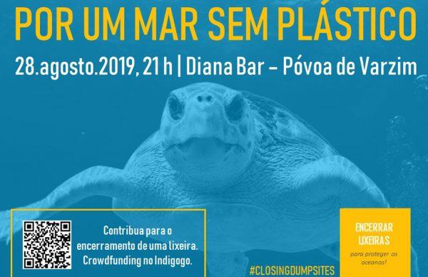 """Cinema comentado """"Por um mar sem plástico"""""""
