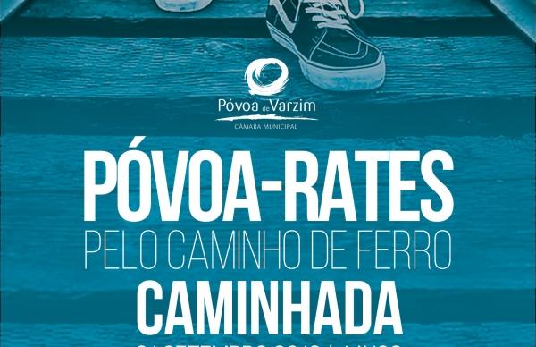 Caminhada de Póvoa a Rates adiada para 12 de outubro